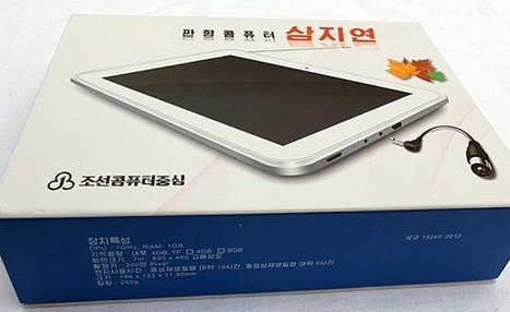 Silicon Juche Rising: North Korea Launches a Tablet! - Idea to Appster | All About Mobile | Scoop.it