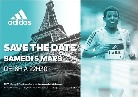 Adidas fait Haile Gebrselassie rencontrer des fans | Sportbusiness | Scoop.it