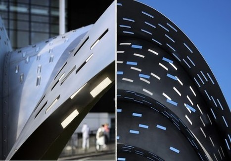 RECityMagazine - Rainbow Gateway – Digital Fabrication / Tonkin Liu | e-merging Knowledge | Scoop.it