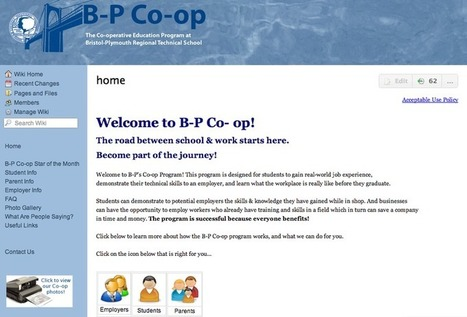Wikispaces Blog | Wiki_Universe | Scoop.it