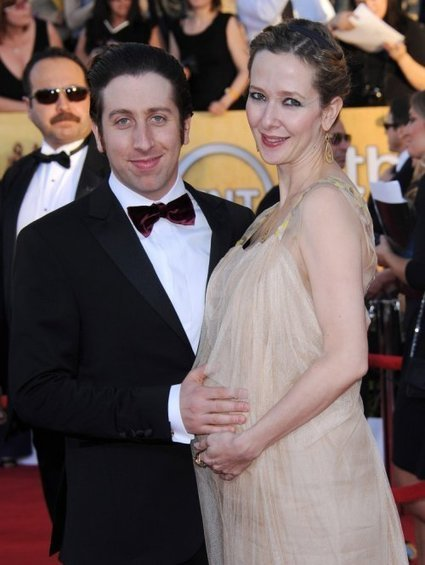 Gallery | Simon Helberg Reveals Wife's Birth Story | Celebrity Baby Scoop | News You Can Use - NO PINKSLIME | Scoop.it