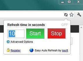 Rafraichir automatiquement des pages web avec EasyAutoRefresh   shoplifting   Scoop.it