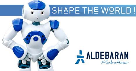 Aldebaran Robotics cherche ingénieurs ! | Actualités robots et humanoïdes | Scoop.it
