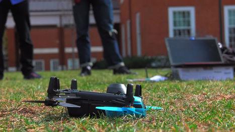 Les drones, loin d'être invulnérables au piratage informatique | Ressources pour la Technologie au College | Scoop.it