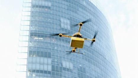 Drone Bottle Service Descends on Las Vegas ClubScene | Xposed | Scoop.it