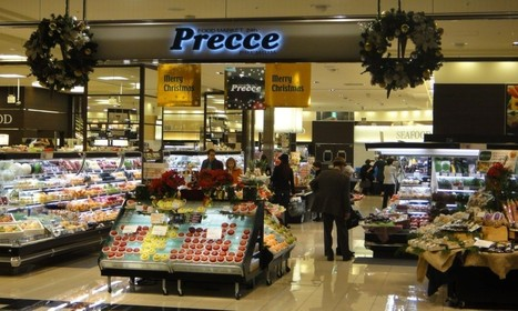 Food Shopping in Tokyo | Shopping in Japan | News | Scoop.it