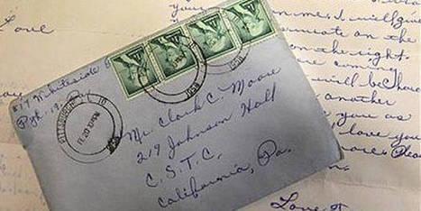 Le très long voyage d'une lettre d'amour - lalibre.be | tout savoir sur le mariage | Scoop.it