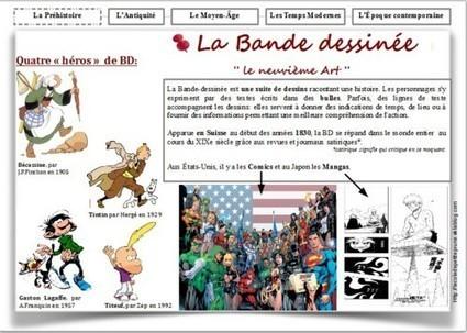 Petits bouts d'Art - (page 2) - L'école de petite Prune | ressources pédago FLE | Scoop.it