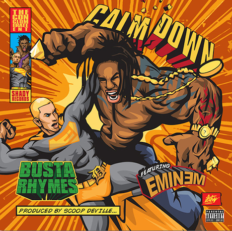 Busta Rhymes - Calm Down (feat. Eminem) | Run The Trap | De la musique avant toute chose | Scoop.it