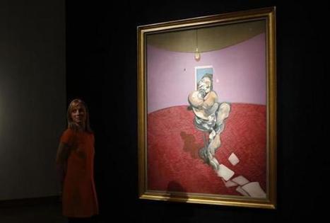 London art market buzzing after Christie's contemporary art sale - Reuters India | Tales of a Museum Marauder | Scoop.it
