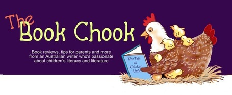 The Book Chook: Activities for Children's Book Week, 2013 | Book Week 2013 Read Across the Universe | Scoop.it
