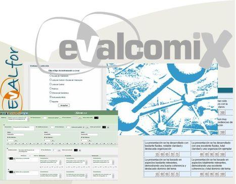EvalCOMIX - Servicio Web para la e-Evaluación | Rúbricas para la evaluación | Scoop.it