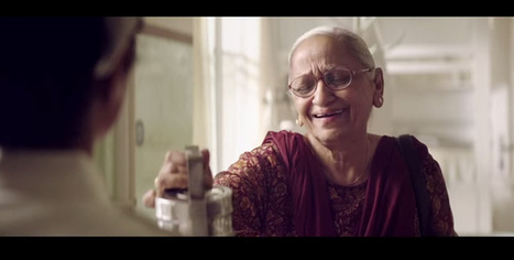 Fortune Foods' Ghar Ka Khana YouTube commercial is touching, makes you love your grandmother even more - Shimla Blogger | Entertainment | Scoop.it