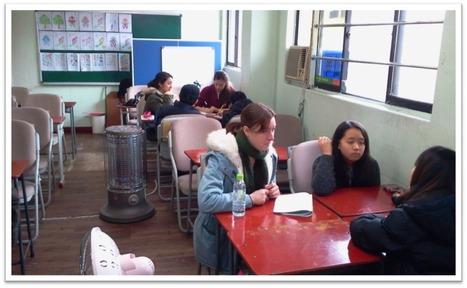 NSLI-Y Korea Students Volunteer at a North Korean Defectors Shelter | iEARN in Action | Scoop.it