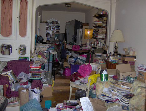 Clutter can kill creativity and innovation | Unclutterer | Creative Life-The Artist's Way | Scoop.it