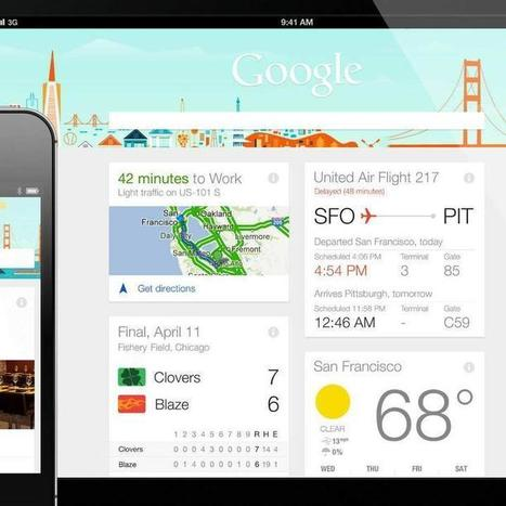 "Google Now Comes to iOS | L'impresa ""mobile"" 