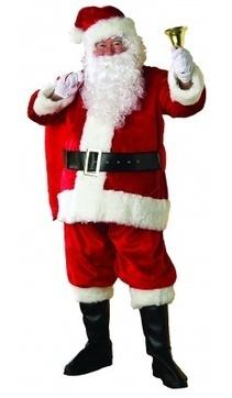 Sonia IDF - Portez le déguisement de Père Noel le 25 décembre prochain ! | deguisement pere noel | Scoop.it