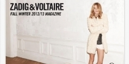 [ETUDE DE CAS] Zadig & Voltaire expérimente ses magazines sur iPad | e-Marketing | Scoop.it