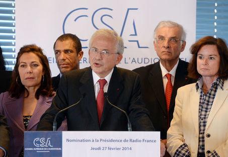 France Télévisions: le CSA affirme avoir voté pour Delphine Ernotte sans «aucune pression»   DocPresseESJ   Scoop.it