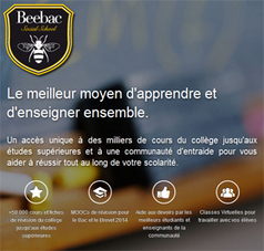 Nouvelle formule : Beebac le premier réseau social exclusivement dédié à l'éducation. | | Ere numérique | Scoop.it
