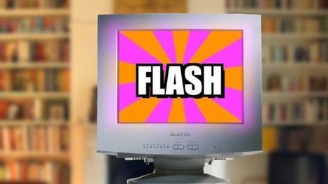 How long will Flash survive? - BBC News | M-learning, E-Learning, and Technical Communications | Scoop.it