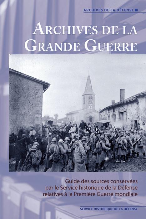 Nouvelles publications - SHD - Service historique de la défense | Nos Racines | Scoop.it