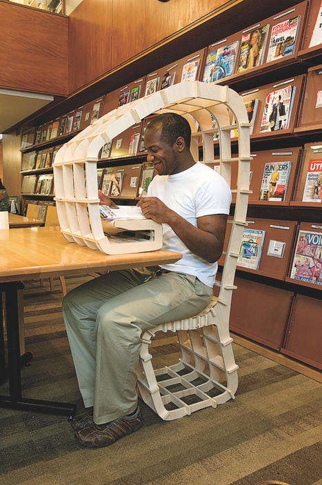 Jeffrey Schnapp's Library Test Kitchen course tries out new ideas for libraries | Harvard Magazine Jul-Aug 2012 | Public Library Design and Existentialism | Scoop.it