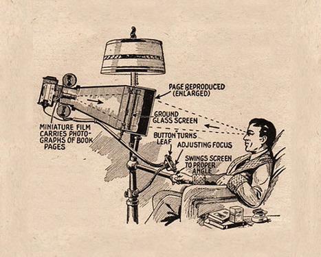 Une autre vision du livre du futur… celle de 1935 ! | Ca m'interpelle... | Scoop.it