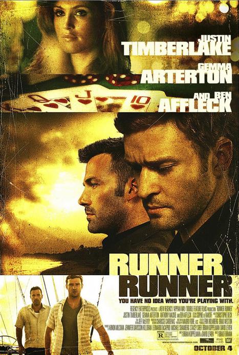 Runner Runner: A Passé Fare -   Entertainment   Scoop.it