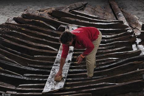 Un navire romain découvert à Antibes | Revue de Web par ClC | Scoop.it