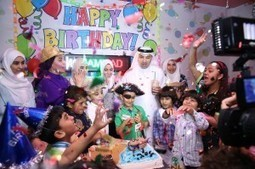 Multiple venues for kids birthday parties in Dubai | Tee And Putt | Scoop.it