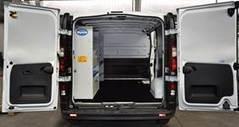 SCAFFALATURA PER IL LATO SINISTRO DEL TRAFIC 2014 L2 | allestimento furgoni | Scoop.it