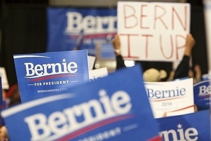 What Next? Can the #Movement4Bernie Accomplish Anything? | Global politics | Scoop.it