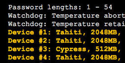 25-GPU cluster cracks every standard Windows password in <6 hours   ITGabs News   Scoop.it