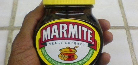 You'll either love or hate this: Blippar brings augmented reality to Marmite | SMBs Using QR Codes | Scoop.it | QR Codes in the News! | Scoop.it