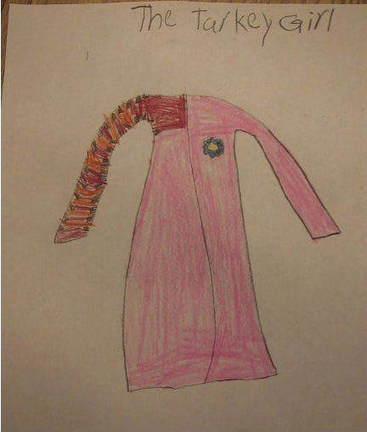 The Turkey Girl | Cinderella Stories | Scoop.it
