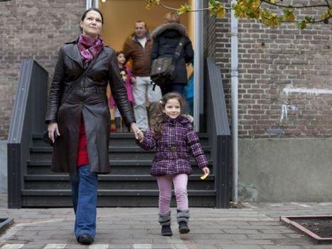 Betere schoolcijfers met betrokken ouder | Alfred Bakker Scoop | Scoop.it