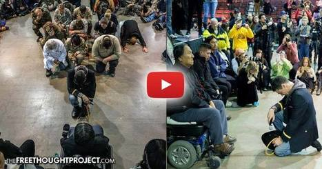 Standing Rock Vets Do what US Govt Never Had the Courage to Do -- Apologize to Native Americans | Community Village Daily | Scoop.it