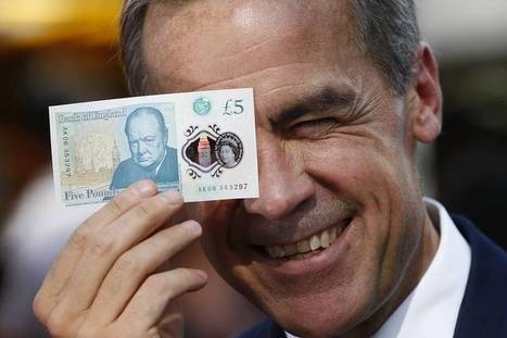 Sterling Continues to Confuse Post Brexit as Banks Row Back Bearish Forecasts | YGlobalBiz Education | Scoop.it