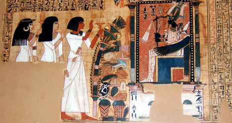 Egyptian Hieroglyphs Translated to English for the Masses | Archaeology & Archaeological News | Scoop.it