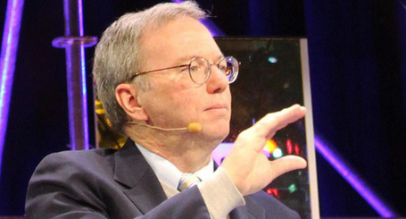 6 predictions for the future of tech from Google exec Eric Schmidt | Trends, directions, future... | Scoop.it