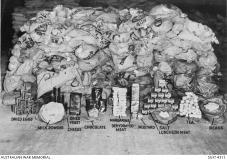 Food from Heaven For the Starving Dutch - 460 Squadron and Operation Manna, 1945 | 460 Squadron - Bomber Command: 1942-45 | Scoop.it