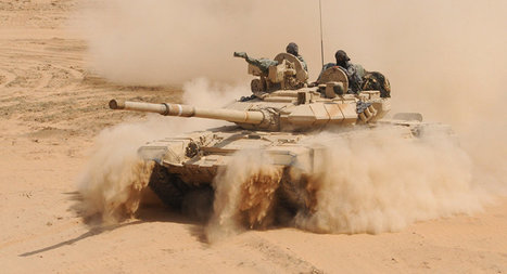 Has Russia's T-90 Tank Really Made TOW Missiles Obsolete in Syria?   Global politics   Scoop.it