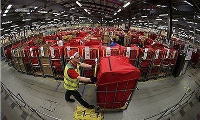 Royal Mail and CWU union reach deal on terms and conditions | english | Scoop.it