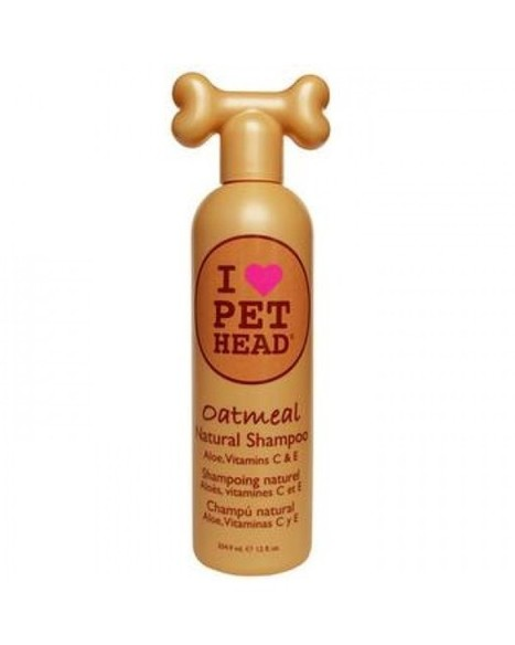 Pet Head Oatmeal Natural Dog Shampoo in India at Dogkart   Dogkart   Scoop.it