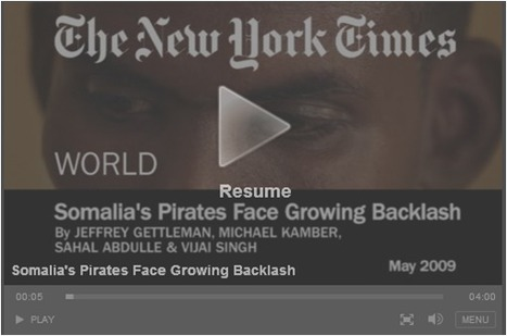 Somalia's Pirates Face Growing Backlash | Geography Education | Scoop.it