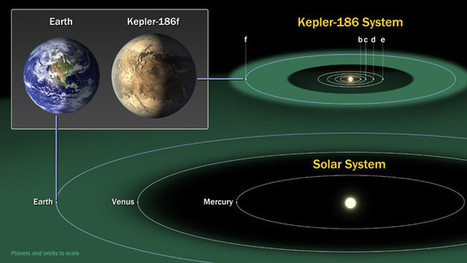 First Earth-Sized, Potentially Habitable Exoplanet Found – Kepler-186f | Amazing Science | Scoop.it