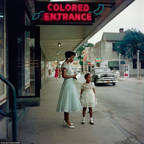 Gordon Parks. Fotógrafo de la segregación racial | Libro blanco | Lecturas | Scoop.it