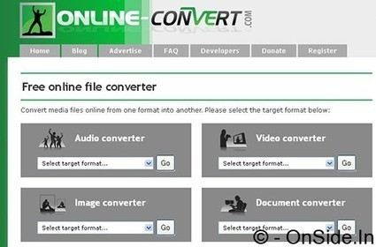 Top 5 Free Online File Converter Tools | list of sites that can convert files online | Scoop.it