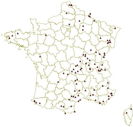 Les 100 Monts de France   RoBot cyclotourisme   Scoop.it
